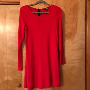 Beautiful red dress from Express